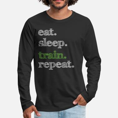 Training training - Men's Premium Longsleeve Shirt