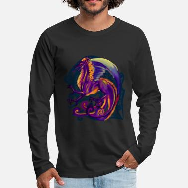 Dragon dragon - Men's Premium Longsleeve Shirt