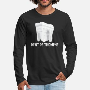Tooth Tooth Of - Men's Premium Longsleeve Shirt
