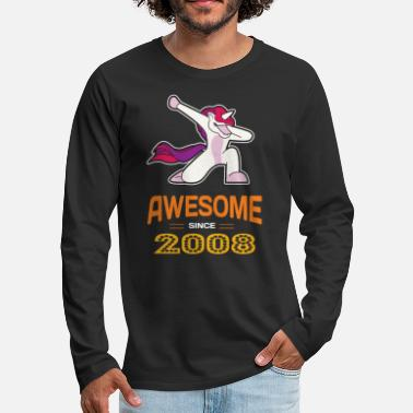 Awesome Since Awesome Since 2008 - Men's Premium Longsleeve Shirt