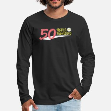Birthday 50th birthday - Men's Premium Longsleeve Shirt