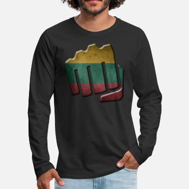 Lithuania Lithuania - Men's Premium Longsleeve Shirt