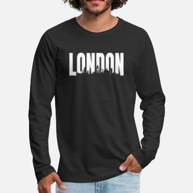 London London - Men's Premium Longsleeve Shirt