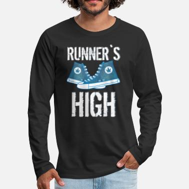 runner - Men's Premium Longsleeve Shirt