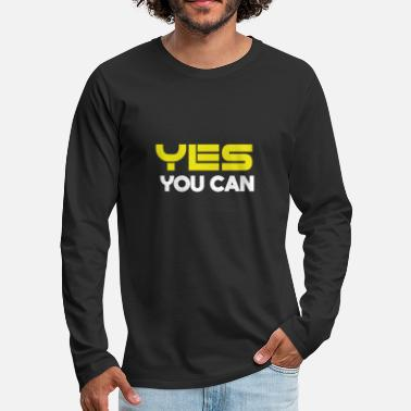 Motivation sport gym fitness - Men's Premium Longsleeve Shirt