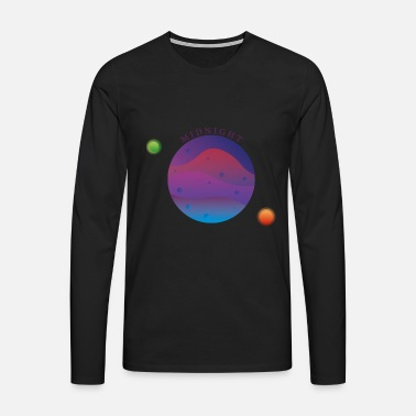 Planet Planets - Men's Premium Longsleeve Shirt