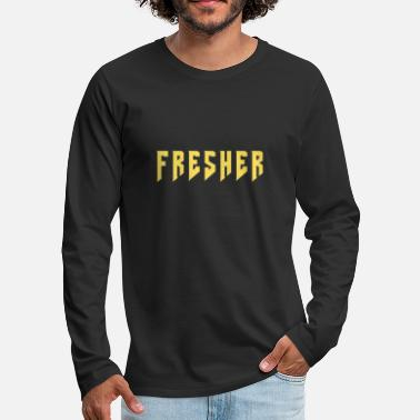 Swagg fresher Fresh cool swagg - Men's Premium Longsleeve Shirt
