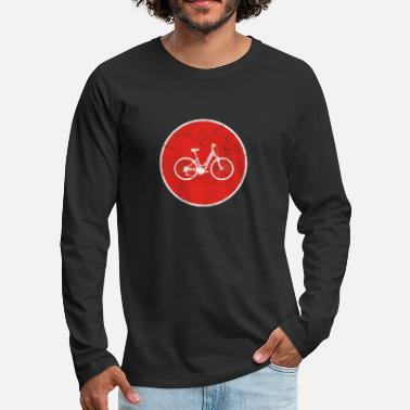 Cycling Gift women cycling cycling - Men's Premium Longsleeve Shirt