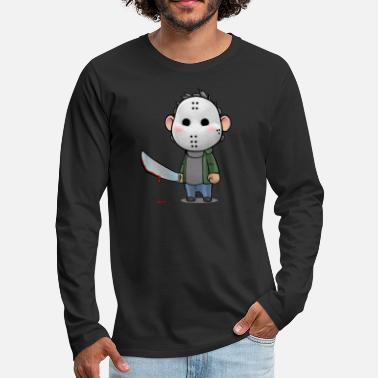 Jason - Men's Premium Longsleeve Shirt