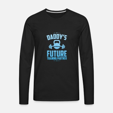 Daddy Daddys - T-shirt manches longues Premium Homme