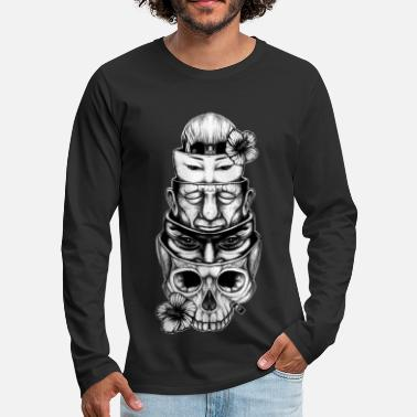 Russian Dolls - Men's Premium Longsleeve Shirt