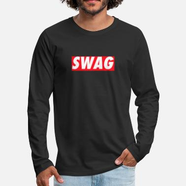 Swag SWAG - T-shirt manches longues Premium Homme