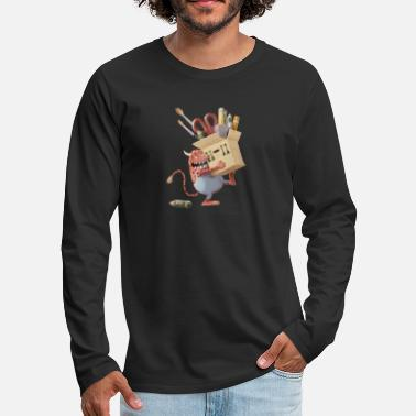 Desktopmonster - Men's Premium Longsleeve Shirt
