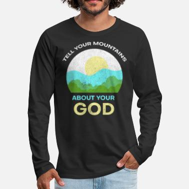 God God - Men's Premium Longsleeve Shirt