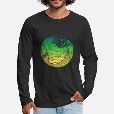 Mermaid Mermaid mermaid mermaid fairytale - Men's Premium Longsleeve Shirt