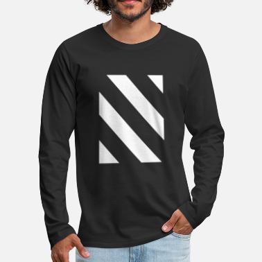 Icon Shape icon icon - Men's Premium Longsleeve Shirt