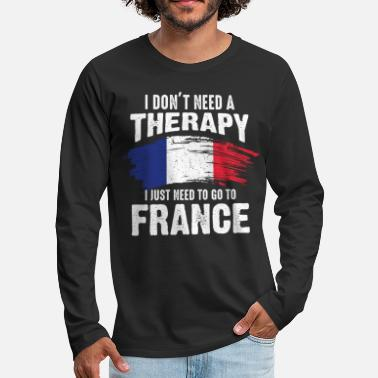 Home Country France home country - Men's Premium Longsleeve Shirt