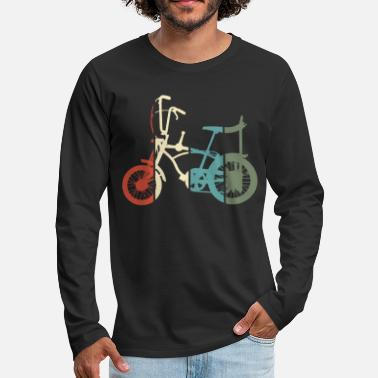 Old School old school - Men's Premium Longsleeve Shirt