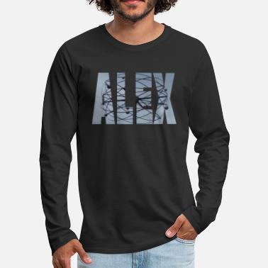 Alexanderplatz Berlin Alexanderplatz Alex - Men's Premium Longsleeve Shirt