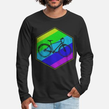 bicycle - Men's Premium Longsleeve Shirt