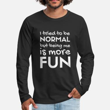 Fun Fun fun - Men's Premium Longsleeve Shirt