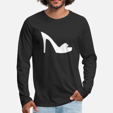 Hack Shoes shoe - Men's Premium Longsleeve Shirt