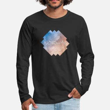 Norway Norway - Norway - Men's Premium Longsleeve Shirt