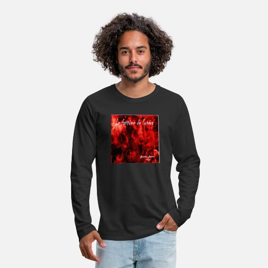 Literature Long sleeve shirts - The Phantom of the Opera - Men's Premium Longsleeve Shirt black