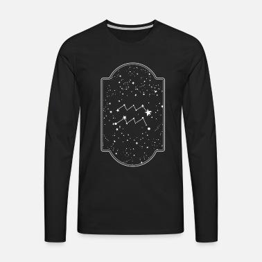 Stjernetegn Vannmannen spådom kosmos Neppy T skjorte for