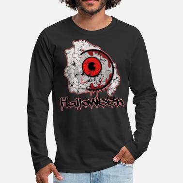 Scary Halloween - Scary - Men's Premium Longsleeve Shirt