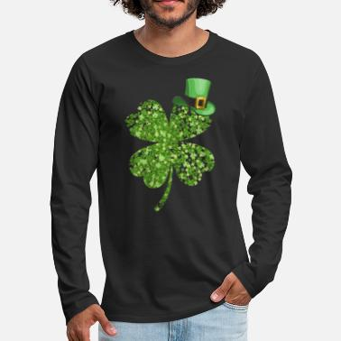 Irish St. Patrick's Day Party Country - Men's Premium Longsleeve Shirt