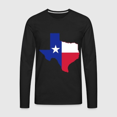 Texas - Men's Premium Longsleeve Shirt