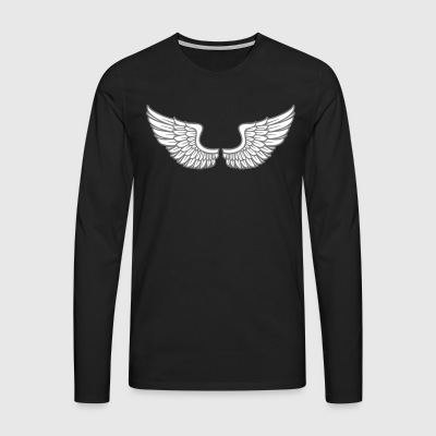 Angel - Men's Premium Longsleeve Shirt