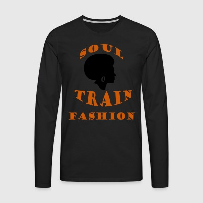 Soul Train Fashion - Men's Premium Longsleeve Shirt