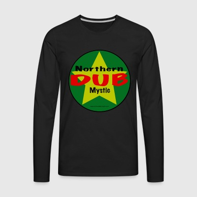 Northern Dub Mystic Logo - T-shirt manches longues Premium Homme
