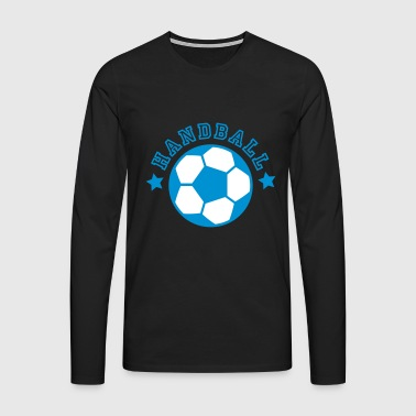 6254398 15789795 handball2 - Men's Premium Longsleeve Shirt