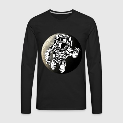 SciFi - Space Adventure - Men's Premium Longsleeve Shirt