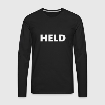 Held V1bkDE - Men's Premium Longsleeve Shirt