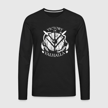 Viking Valhalla or - Men's Premium Longsleeve Shirt