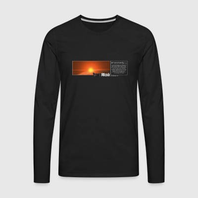 Definition av Trance Family - Trance Attack Edition - Långärmad premium-T-shirt herr