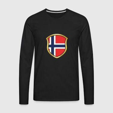 World Champion Champion 2018 wm team Norway png - Men's Premium Longsleeve Shirt