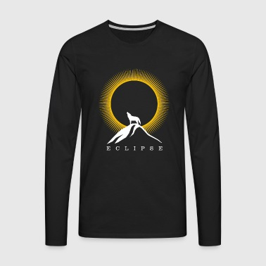 Solar Eclipse - Solar Eclipse - Men's Premium Longsleeve Shirt