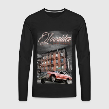 Lowrider - San Pablo Clothing co. - Men's Premium Longsleeve Shirt