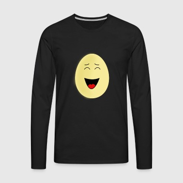 egg - Men's Premium Longsleeve Shirt