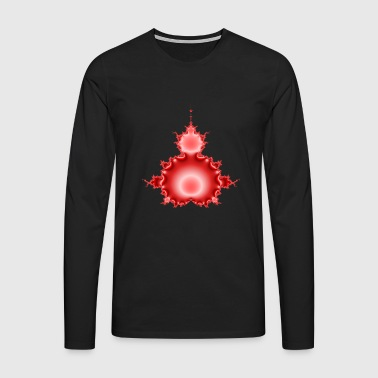 Red Apple - T-shirt manches longues Premium Homme