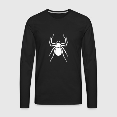 spider - Men's Premium Longsleeve Shirt
