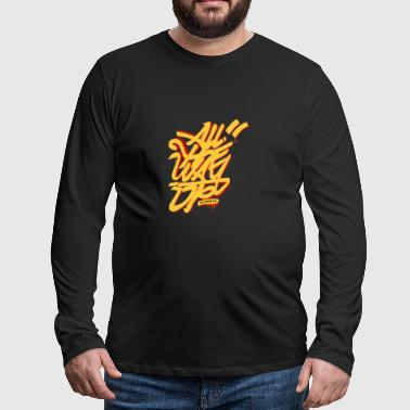 All the way up - Men's Premium Longsleeve Shirt