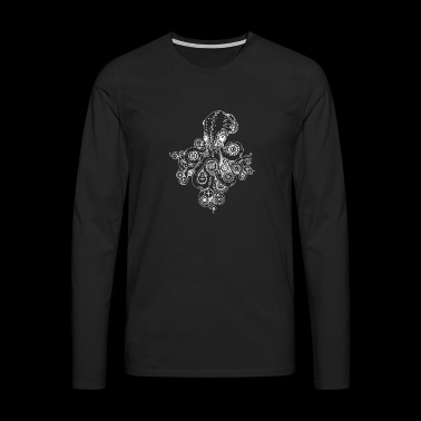 Octopus - Men's Premium Longsleeve Shirt