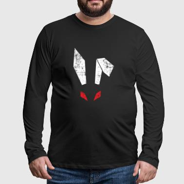 Cool Girls & Guys Easter Bunny Party Design - T-shirt manches longues Premium Homme