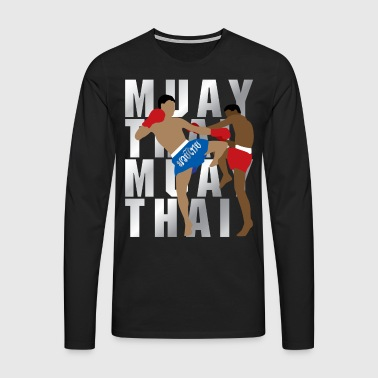 MUAY THAI - Men's Premium Longsleeve Shirt